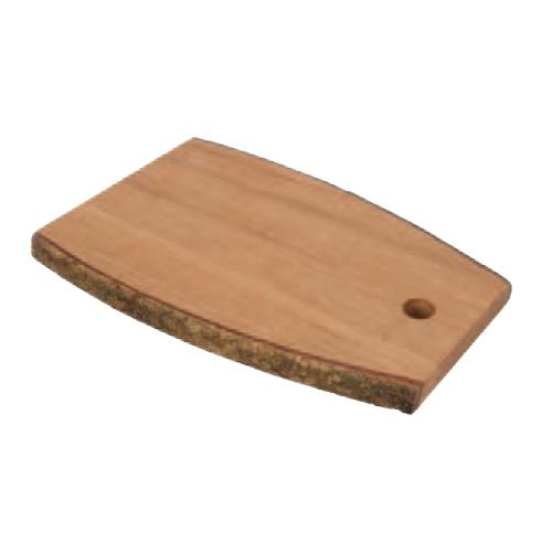 【オークウッド カッティングボード】 木製マナ板 幅300×奥行200×高さ19(mm) 8入【業務用】【グループY】