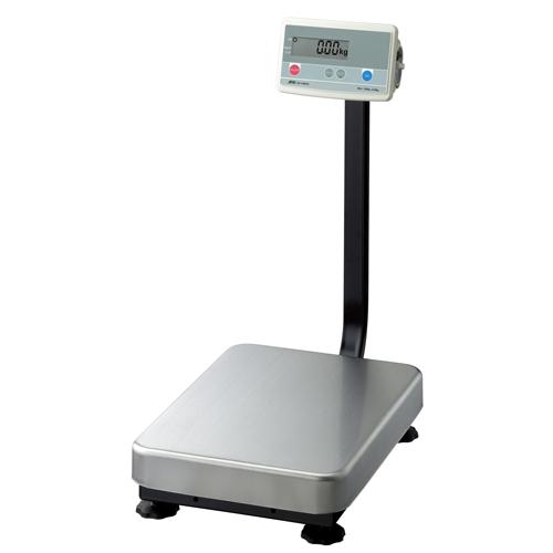 A&D 取引証明用 デジタル台はかり A&D FG-150KAL-K (検定付) 幅390mm×奥行771mm×高さ781mm ひょう量:150kg/業務用/新品