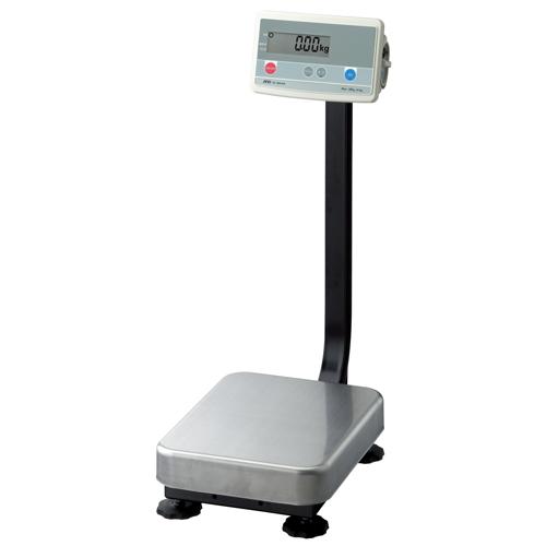 A&D デジタル台はかり A&D FG-150KAM 幅300mm×奥行624mm×高さ781mm ひょう量:150kg/業務用/新品