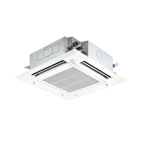 業務用エアコン 三菱電機 4方向天井カセット形 シングル スリムER PLZ-ERMP112ELEM 省エネ 【業務用】【新品】【送料無料】