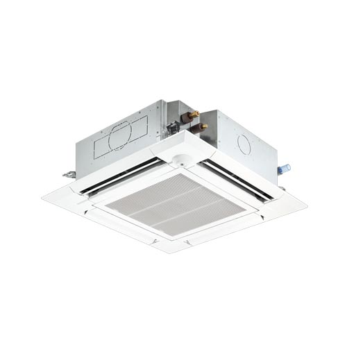 業務用エアコン 三菱電機 4方向天井カセット形 シングル スリムER PLZ-ERMP45ELEM 省エネ 【業務用】【新品】【送料無料】
