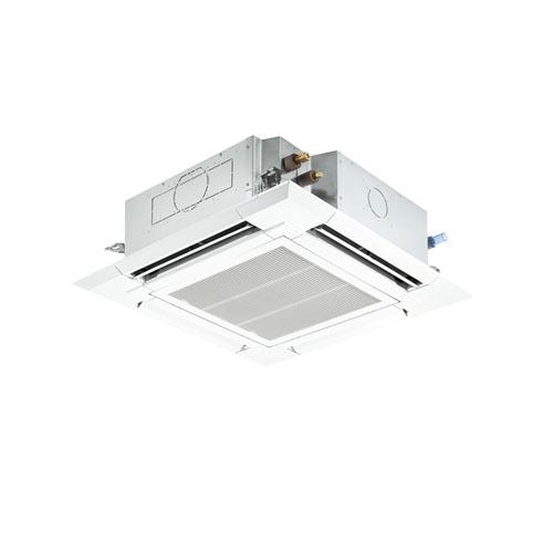 業務用エアコン 三菱電機 4方向天井カセット形 シングル スリムER PLZ-ERMP45SEM 省エネ 【業務用】【新品】【送料無料】