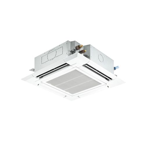 業務用エアコン 三菱電機 4方向天井カセット形 シングル スリムER PLZ-ERMP80SEM 省エネ 【業務用】【新品】【送料無料】