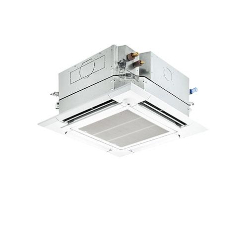 業務用エアコン 三菱電機 4方向天井カセット形 シングル スリムZR PLZ-ZRMP160EFM 省エネ 【業務用】【新品】