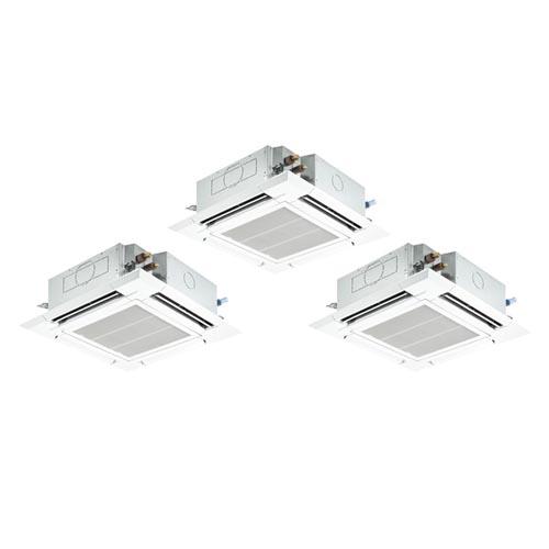 業務用エアコン 三菱電機 4方向天井カセット形 同時トリプル スリムER PLZT-ERMP160EM 省エネ 【業務用】【新品】【送料無料】