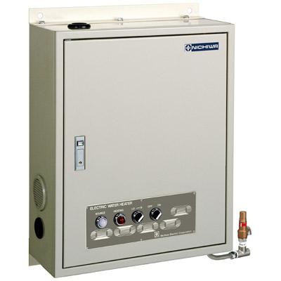 ニチワ 壁掛式電気瞬間湯沸器 11.5号数 壁掛け式薄型・軽量タイプ NEB-21 【送料無料】【業務用】
