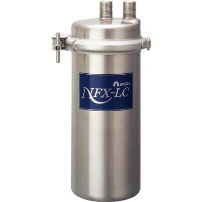 浄水器 本体+カートリッジ メイスイ I形 NFX-LC 直径104×高さ303【送料無料】【業務用/新品】