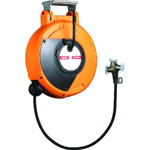 ハタヤ コードマック2 単相100V 10m 三ツ口コンセント/CDS2101T/業務用/新品/送料無料
