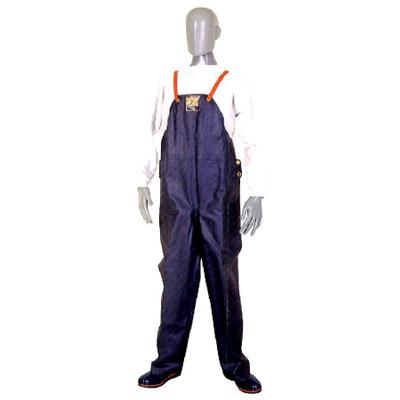 Sサンテックス 胸付ズボン 2型 W M 【 業務用 】【グループF】