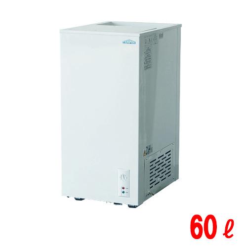【業務用】冷凍ストッカー 60L 冷凍庫 スライドタイプ TBSF-60-RH 幅415×奥行545×高さ843【送料無料】