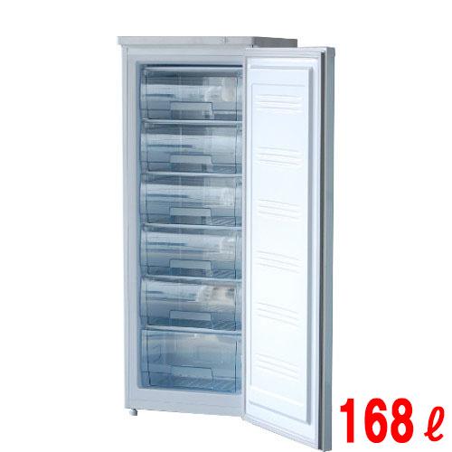 【業務用】冷凍ストッカー 168L 冷凍庫 アップライトタイプ(前扉タイプ)TBUF-168-RH 幅549×奥行560×高さ1444 キャスター付 【送料無料】