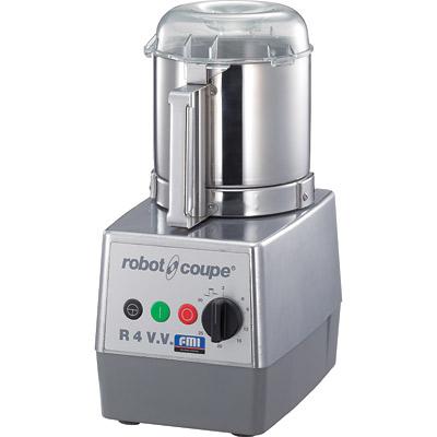 【業務用/新品】 FMI ロボクープ カッターミキサー パワフルタイプ R-4V.V.A 【送料無料】