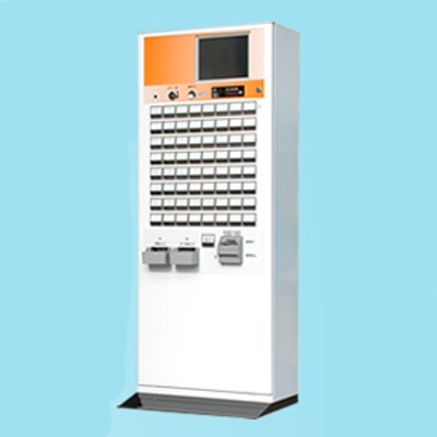 高額紙幣券売機 BBM-64 幅690×奥行300×高さ1700 単相100V 【業務用】【送料別】