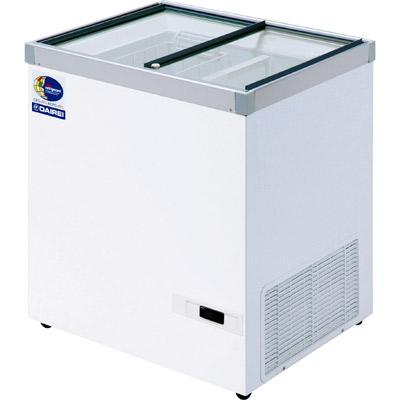 ダイレイ 冷凍ショーケース -50度 133L HFG-140D 【送料無料】【業務用】