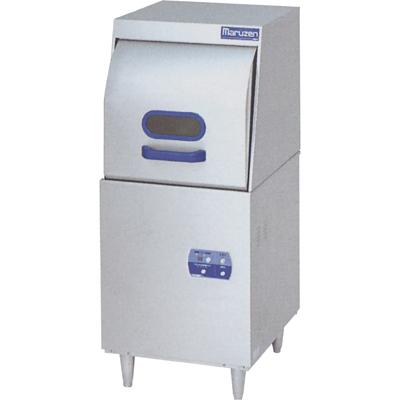 食器洗浄機 【マルゼン】 リターンタイプ 100V貯湯タンク内蔵 幅600×奥行600×高さ1,375 [MDRT6] 【業務用】【送料無料】
