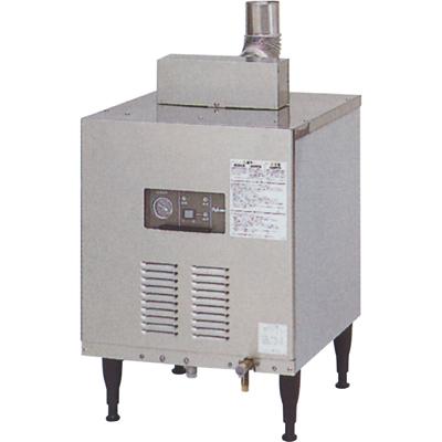 食器洗浄器用 【マルゼン】 強制排気式ガスブースター 屋外排気用 WB-34P 【送料無料】【業務用】