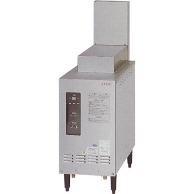 ガスブースター 【マルゼン】 自然排気式ガスブースター 屋内排気用 幅310×奥行600×高さ720(980) [WB-S31B] 【業務用】【送料無料】