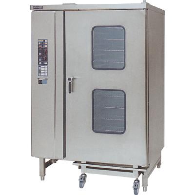 ガスコンベクションオーブン 【マルゼン】 ツインフロー 芯温センサー付 SGCO-40H 【送料無料】【業務用】