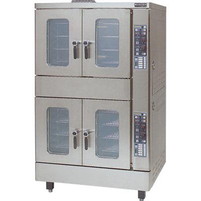 ガスコンベクションオーブン 【マルゼン】 ツインフロー 標準タイプ SGCO-14W 【送料無料】【業務用】