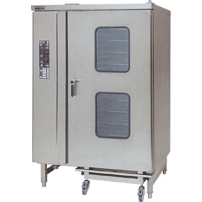 ガスコンベクションオーブン 【マルゼン】 ツインフロー 標準タイプ SGCO-40 【送料無料】【業務用】