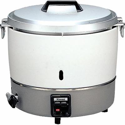 【業務用】ガス炊飯器 内釜フッ素加工 3升炊 2.0から6.0リットル【RR-30S1-F】【リンナイ】【送料無料】