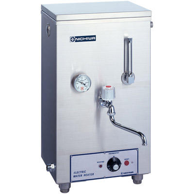 ニチワ 置台式電気湯沸器 貯湯式 90リットル 沸上時間105分 NET-90 【送料無料】【業務用】