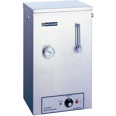 ニチワ 壁掛式電気湯沸器 貯湯式 40リットル 沸上時間93分 NEW-40 【送料無料】【業務用】