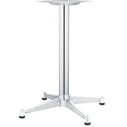 ハヤシ アルミダイキャストテーブル脚 ベースサイズ:A745×B540×C540×高さ700mmまで指定可 品番:HC-CN-750 塗装カラー:11 ポール:60φ/送料別