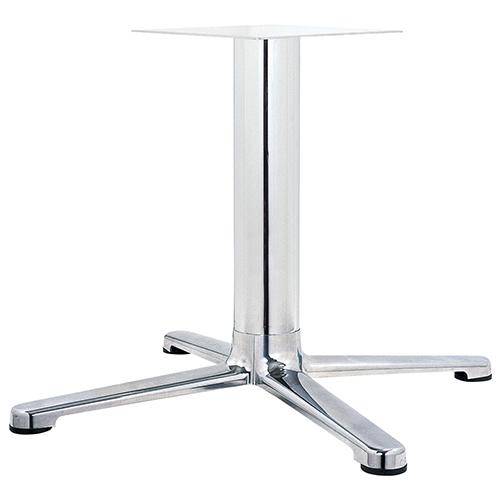 ハヤシ アルミダイキャストテーブル脚 ベースサイズ:A1105×B810×C810×高さ700mmまで指定可 品番:BT-CN-L-1100 塗装カラー:11 ポール:139φ/送料別