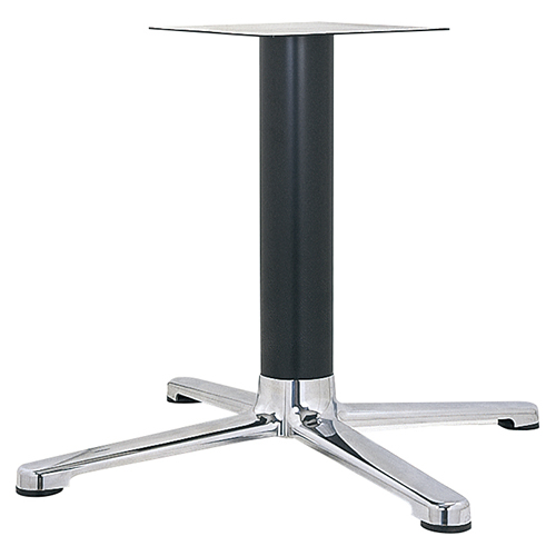 ハヤシ アルミダイキャストテーブル脚 ベースサイズ:A1105×B810×C810×高さ700mmまで指定可 品番:BT-CN-L-1100 塗装カラー:14 ポール:139φ/送料別