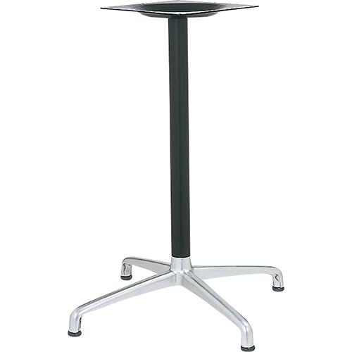 ハヤシ アルミ鋳物テーブル脚 ベースサイズ:A852×B612×C612×高さ700mmまで指定可 品番:CL-AC-850 塗装カラー:14AM ポール:50φ/送料別