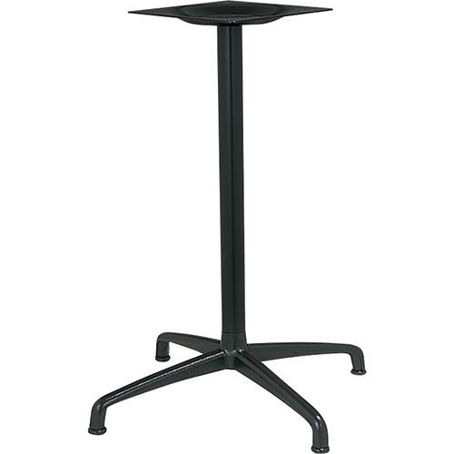 ハヤシ アルミ鋳物テーブル脚 ベースサイズ:A852×B612×C612×高さ700mmまで指定可 品番:CL-AC-850 塗装カラー:44 ポール:50φ/送料別