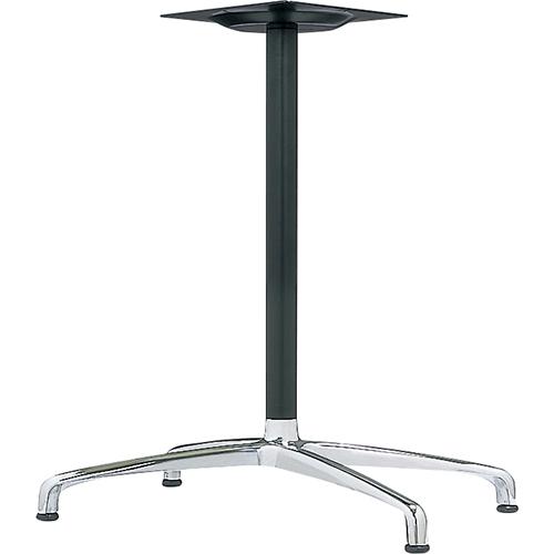 ハヤシ アルミ鋳物テーブル脚 ベースサイズ:A800×B682×C440×高さ700mmまで指定可 品番:CL-AX-800 塗装カラー:14 ポール:42φ/送料別
