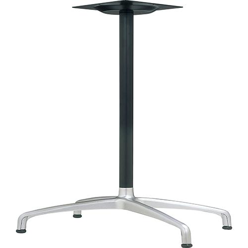 ハヤシ アルミ鋳物テーブル脚 ベースサイズ:A800×B682×C440×高さ700mmまで指定可 品番:CL-AX-800 塗装カラー:14AM ポール:42φ/送料別