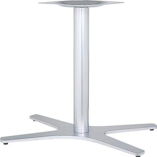 ハヤシ アルミ鋳物テーブル脚 ベースサイズ:A810×B700×C450×高さ700mmまで指定可 品番:CL-XF-800 塗装カラー:88 ポール:76φ/送料別