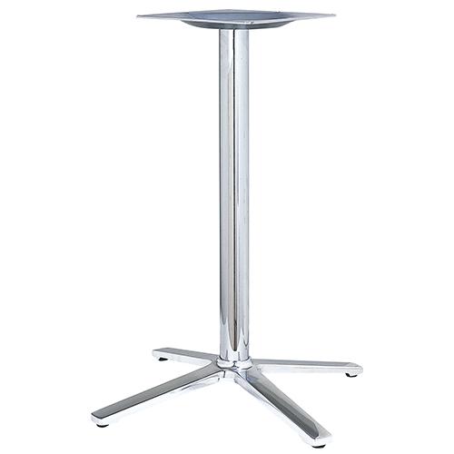 ハヤシ アルミ鋳物テーブル脚 ベースサイズ:A695×B520×C520×高さ700mmまで指定可 品番:MC-CL-700 塗装カラー:11 ポール:50φ/送料別