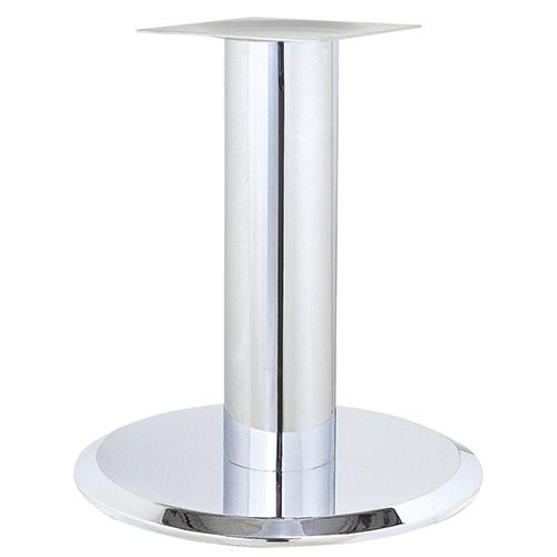 ハヤシ スチールベーステーブル脚 ベースサイズ:A600φ×高さ700mmまで指定可 品番:RS-6D-L 限定モデル 塗装カラー:11 新作販売 送料別 ポール:165φ