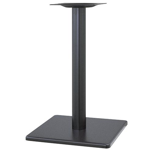 ハヤシ スチールベーステーブル脚 ベースサイズ:A570×B570×高さ700mmまで指定可 品番:ST 使い勝手の良い ポール:101φ 新作入荷!! 塗装カラー:44 送料別