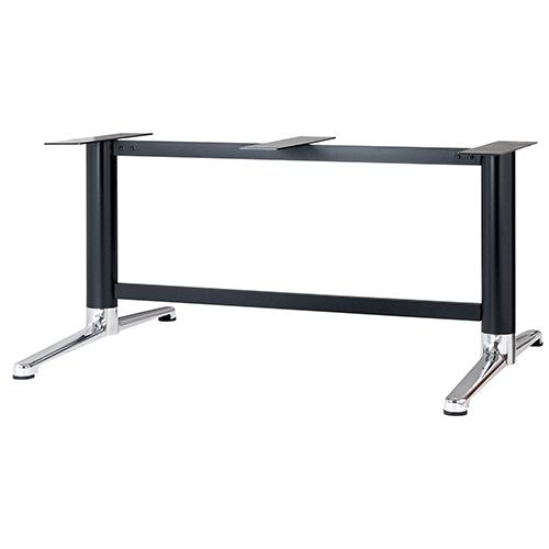 ハヤシ アルミダイキャストテーブル脚 ベースサイズ:A1007×高さ700mm迄指定可×間口 芯々 1600mm 品番:BT-L-1000 塗装カラー:14 ポール:101φ 入荷予定 送料別 スーパーセール期間限定