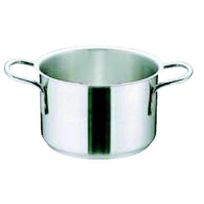 Murano(ムラノ)インダクション18-8 半寸胴鍋(蓋無) 32cm [3-0001-0205] 【業務用】【グループC】