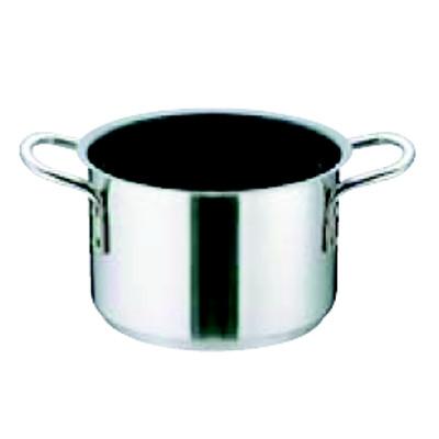 Muranoインダクション テフロンセレクト18-8 半寸胴鍋(蓋無) 32cm [3-0002-0205] 【業務用】【グループC】