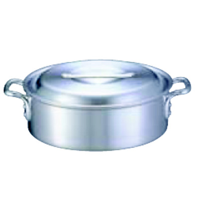 【業務用】外輪鍋 DON アルミ外輪鍋 45cm[3-0024-0310]【アカオ】【グループC】
