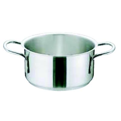 Murano(ムラノ)インダクション18-8 外輪鍋(蓋無) 45cm [3-0001-0309] 【業務用】【グループC】
