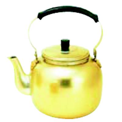 アカオ しゅう酸アルマイト湯沸 10リットル [3-0603-0707] 【業務用】【グループC】