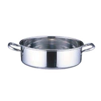 SA パワー・デンジ 外輪鍋 (蓋無) 33cm [3-0003-0305] 【業務用】【送料無料】