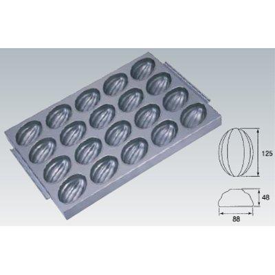 シリコン加工 メロン型天板 20面 SN9120/業務用/新品/送料無料