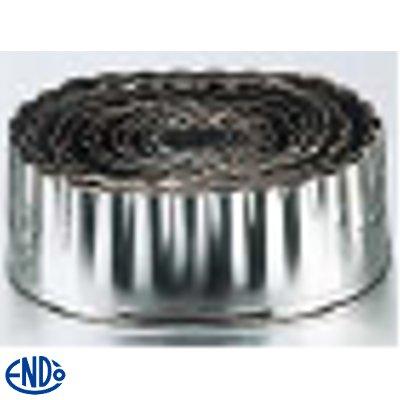パテ抜型 小判菊 12pcs/業務用/新品/テンポス:業務用厨房機器・家具・食器INBIS