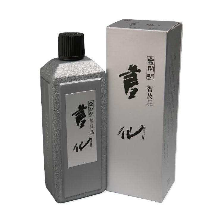 開明墨汁 書仙(400ml)6本セット