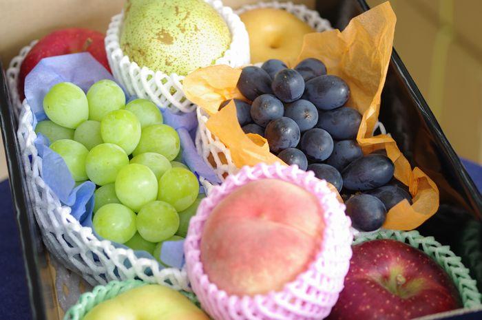 お引越し内祝い果物詰め合わせ。フルーツセット。熨斗・挨拶状対応