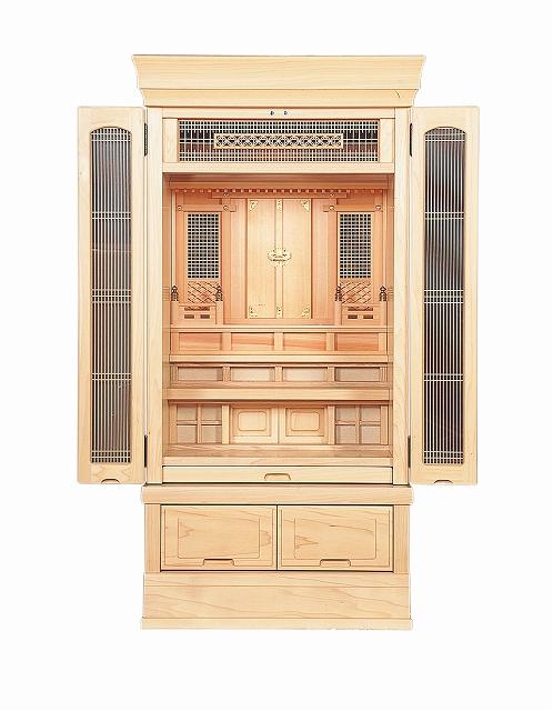 祖霊舎(神徒壇) 飛翔別台 横巾67cm ●お仏壇・仏具の浜屋